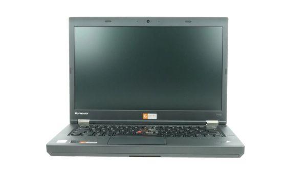 "Lenovo ThinkPad T440p, Intel 4700MQ Core i7 4x2.40 GHz, 14"", 1600 x 900 WSXGA, Intel HD Graphics 460"