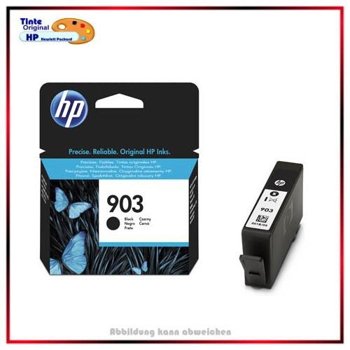 903 - T6L99AE - HP Original Black Tintenpatrone für OJ Pro 6960,T6L99AE, Inhalt für ca. 300 Seiten