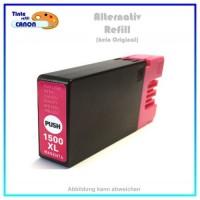 PGI1500XLM BULK Alternativ Tinte Magenta für Canon - 9194B001 - Inhalt ca. 16ml