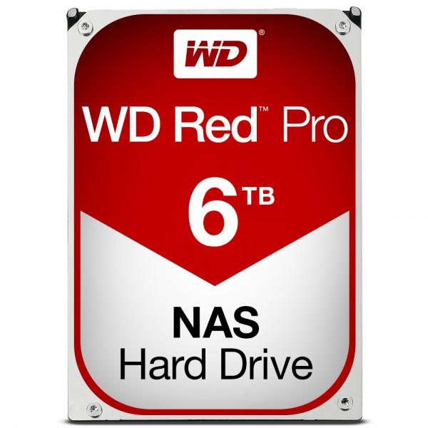 HDD WD Red Pro WD6002FFWX 6TB/8,9/600/72 Sata III 128MB (D)