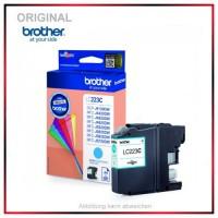 LC223C - Cyan - original Tinte f. Brother DCP - LC223C - Inhalt 550 Seiten