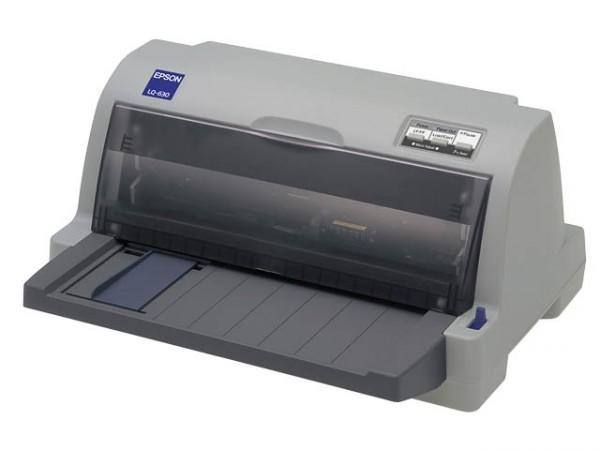 EPSON LQ630, 24-NADELDRUCKER, C11C480141, 360X180 DPI