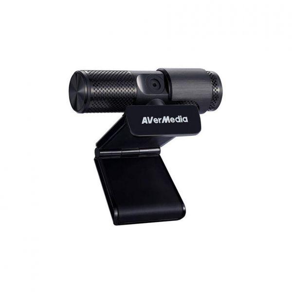 AVerMedia Webcam, Live Stream Cam 313 (PW313), 40AAPW313ASF, inkl. Micro