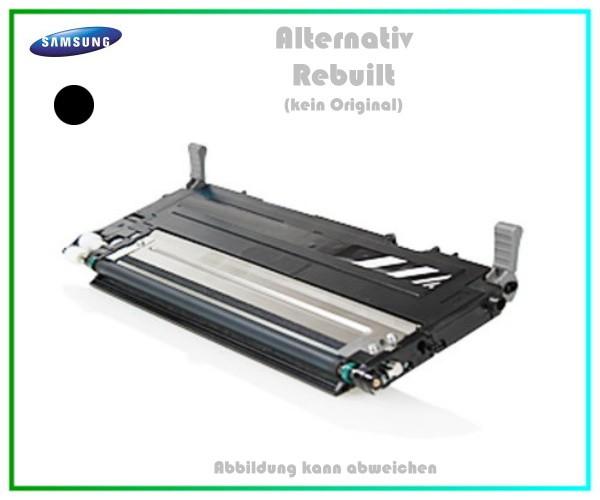 TONCLP320BK Alternativ-Toner Black f. Samsung CLTK-4072S/E,CLP320N,CLP325,CLX3185 - 1.500 Seiten