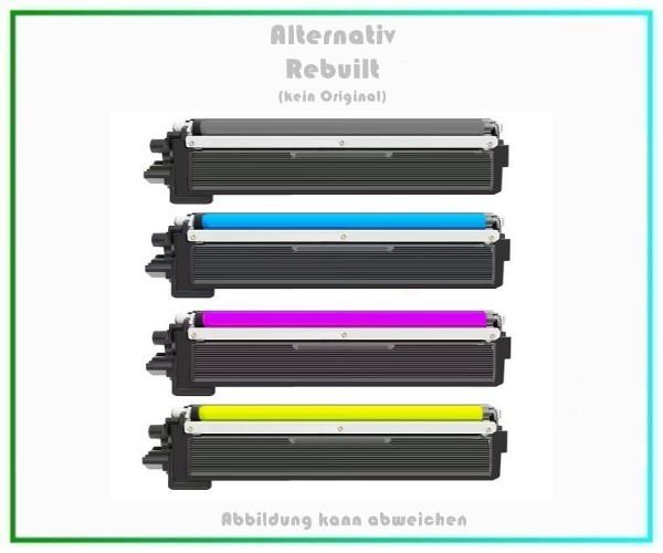 TONTN230KIT, TN230KIT, Alternativ Toner Rainbowkit für Brother, Inhalt:BK=2200 S., C,M,Y=je1400S.