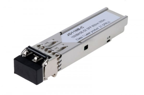 HP SFP Kompatibler Transceiver Mini-GBIC Modul Gigabit LC bis zu 550m JD118B-C - Hewlett Packard Ent
