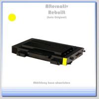 TONCLP500Y, CLP500, Alternativ Toner Yellow für Samsung, CLP500 D5Y/ELS-K, Inhalt 5.000 Seiten, kein
