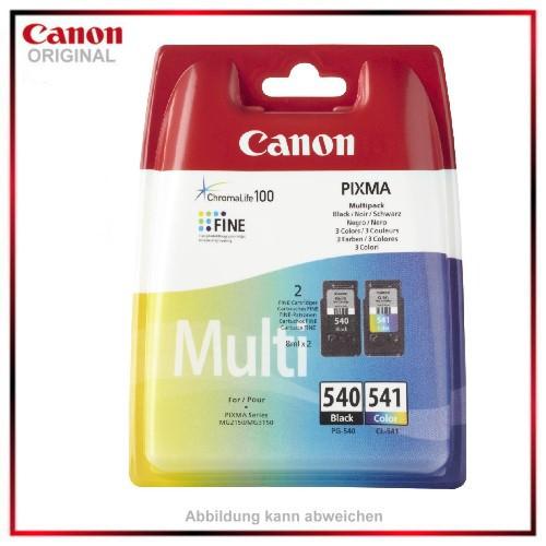 Canon 5225B006 - PG540/CL541 - Original Tintenpatrone Multipack f. C - 5225B006 - Inhalt 8ml