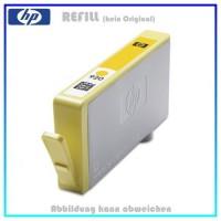 REF920Y Refill Tinte Yellow für HP - CD974AE - Inhalt 18ml