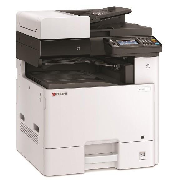 KYOCERA ECOSYS M8124cidn Farblaser-Multifunktionsdrucker A4 + A3 Format