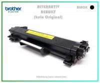 TONTN2420 Alternativ Toner Black für Brother - TN-2420 - Inhalt ca. 3.000 Seiten
