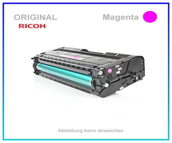 Ricoh Aficio SP C 310 - 406481 - Toner original Magenta - 406481 - Inhalt fuer ca. 6.000 Seiten