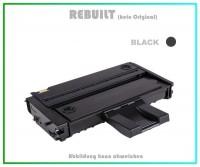 TONSP201 Alternativ Toner Black für Ricoh SP201 - 407254 - Inhalt 2.600 Seiten, (kein Original)