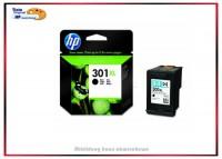 HP-301XLBK, CH563EE Original Tintenpatrone Black für HP Deskjet 1000 - 1050 - 2050, Inhalt 8 ml.