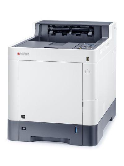 Kyocera A4 Farb Laserdrucker 1102TW3NL1 - ECOSYS P6235cdn A4 Farbe, gebr. mit Garantie, Vorführgerät