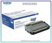 TN3480 Original Toner Black für Brother DCP-L5500 - TN3480 - Inhalt ca. 8.000 Seiten