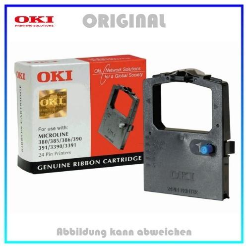 09002309 - Original Farbband für OKI ML380, TI830, NCR6427, UTAX-P300-3, TEC-CT 6100
