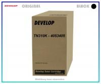 TN310K - 4053405 - Original Toner Black für Develop 4053405000 - 4053405 - Inhalt ca 11.500 Seiten