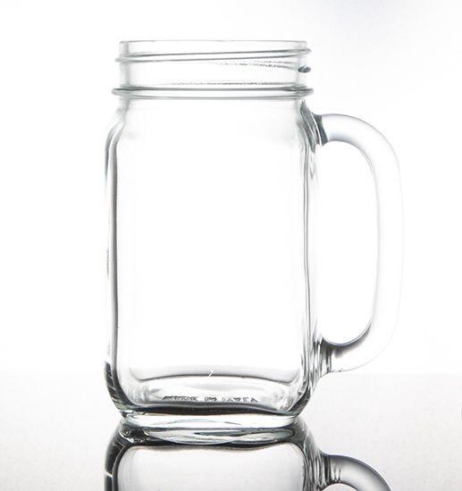 Longdrinkglas Ccotailglas Shakes 450 ml, Henkelglas mit Gravur
