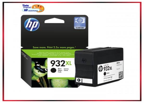 CN053A - Nr.932XL - original HP Black Tintenpatrone - CN053AE - HP Nr 932XL Black = ca. 1.000 Seiten