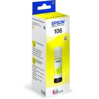 C13T00R440 - Original, EPSON ET7700 TINTE Yellow - 240 ECOTANK PIGMENT Yellow INK BOTTLE