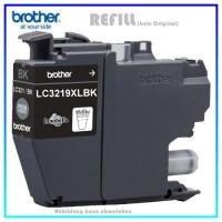 BULKLC3219BK Alternativ Tintenpatrone Black, Brother LC3219BK - Inhalt 3000 Seiten (PATENTSICHER)