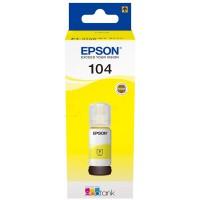 EPSON Ecotank Original Yellow Tinte 104 - T00P44 - C13T00P440