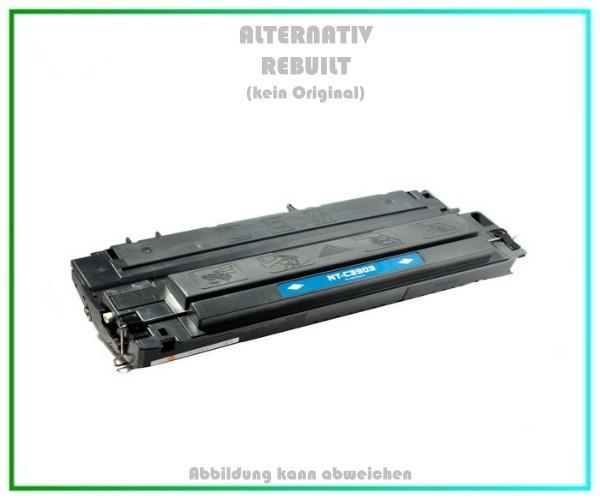 03A - TON03A Alternativ Lasertoner Black für Canon u. HP - C3903A, HP LJ5P, HP LJ5MP - 4.000 Seiten