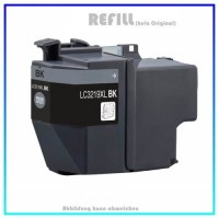 LC3219BK Alternativ Tintenpatrone Black für Brother LC3219BK - Inhalt ca. 67ml.