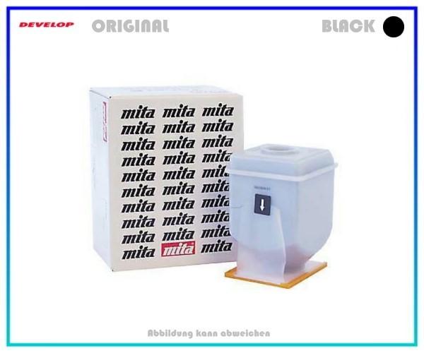 37037085 - Original Black Toner f. Mita DC 37037085 Devolo, EAN-4250081502405, Inhalt 5700 Seiten