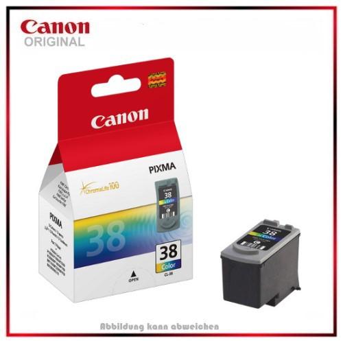 2146B001 - CL-38 - Original Tintenpatrone Color für Canon - 2146B001 - Inhalt ca. 9ml