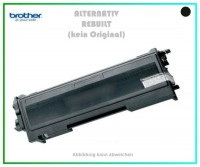 TONTN2220 - TN-2220 - TN 450 - Alternativ Toner Black f. Brother HL 2240, HL 2250, 2600 Seiten.