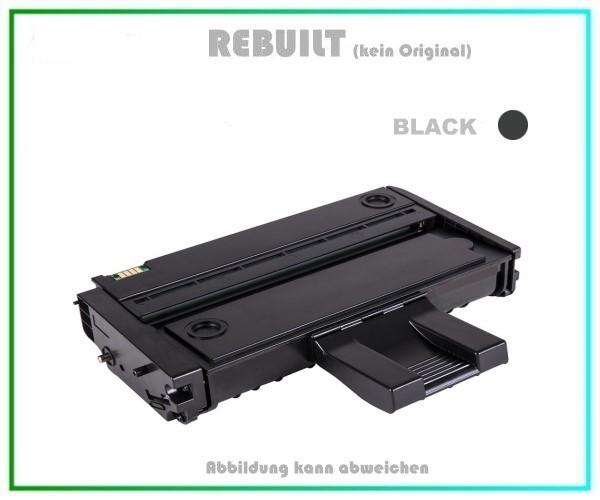 SP201, 407254, TONSP201, Alternativ Tonerkartusche Black für Ricoh SP201, 407254, Inhalt 2600 Seiten