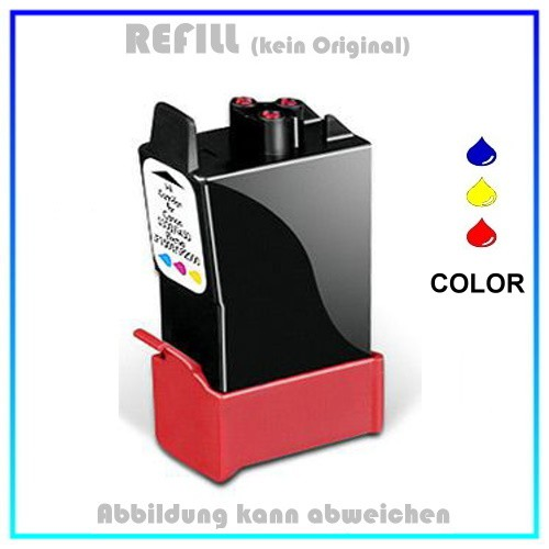 BCI-24C - BCI-21C,BCI24C,BCI2421C - 0955A002 Canon Tintenpatrone Color,S100,S200,i250,S300,15ml.
