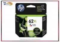 C2P07AE, HP-62XLC, Nr.62XLC Original Tintenpatrone Color für HP C2P07AE - Inhalt: 415 Seiten.