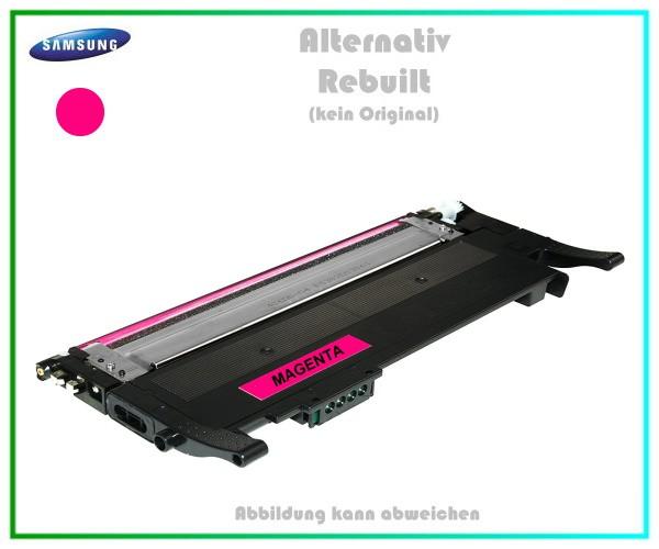 TONSLC430M Alternativ Toner Magenta für Samsung CLT-M 404 S/ELS - Inhalt ca. 1.000 Seiten.