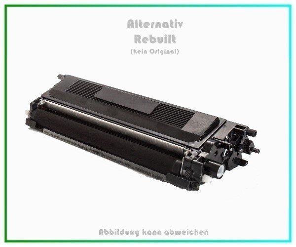 TONTN135BK Alternativ Toner Black für Brother - TN135BK - Inhalt 5.000 Seiten (kein Original)