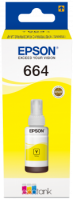 T6644 - C13T66444A - Original Tinte Yellow - C13T664440 - Inhalt 70ml original Tinte