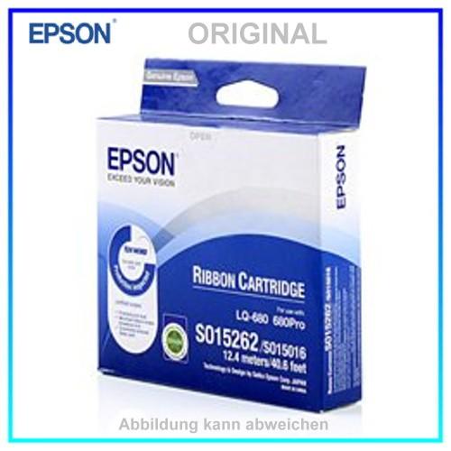 C13S015262 - Black original Nylonband fuer Epson C13S015262