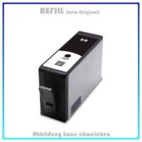 364BK Alternativ Tinte Black für HP - CN684EE - Inhalt 21,6ml, mit Chip.