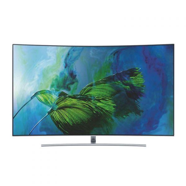 Samsung QE65Q8CGMTXZG QLED-TV curved, Vorführgerät mit Garantie