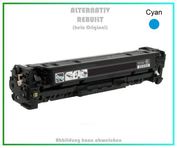 TONCE411A Alternativ Toner Cyan - HP CE411A (HP 305A) - Inhalt 2.600 Seiten.