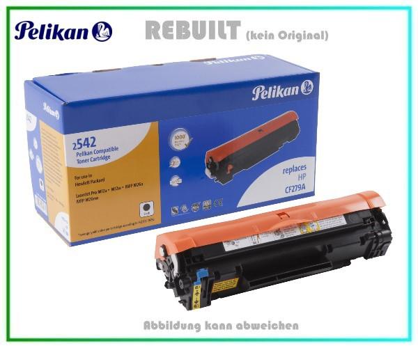 TONPELCF279A Pelikan Toner Black für HP - CF279A - Inhalt 1.000 Seiten