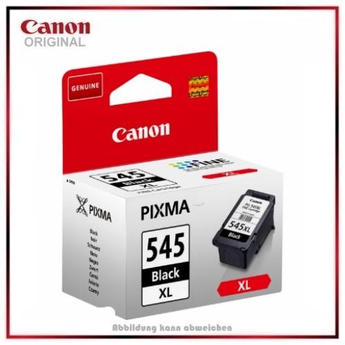 PG545XL - 8286B001 Original Tinte Black fuer Canon TS-3150, MG 2450, MG 2550, Inhalt 15ml, 400 Seite