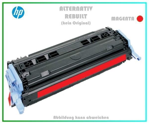 TON6003A, Q6002A, HP-124A,Toner Magenta, HP Color Laserjet 1600N, 2600-N,LBP5000, 2000 Seiten