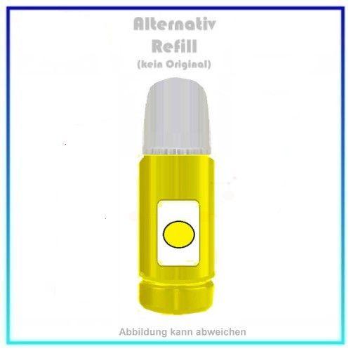 C13T03R440 - Kein Original, EPSON ET2700 TINTE Yellow, Inhalt 70 ml, 102 ECOTANK PIGMENT INK BOTTLE