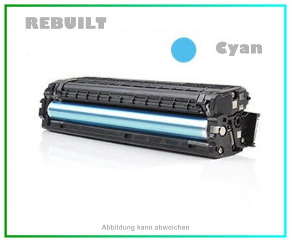CLP415C - Cyan Toner f. Samsung CLP415 - CLX4195 - Inhalt f. ca. 1.800 Seiten - kompatibel CLT-C504S