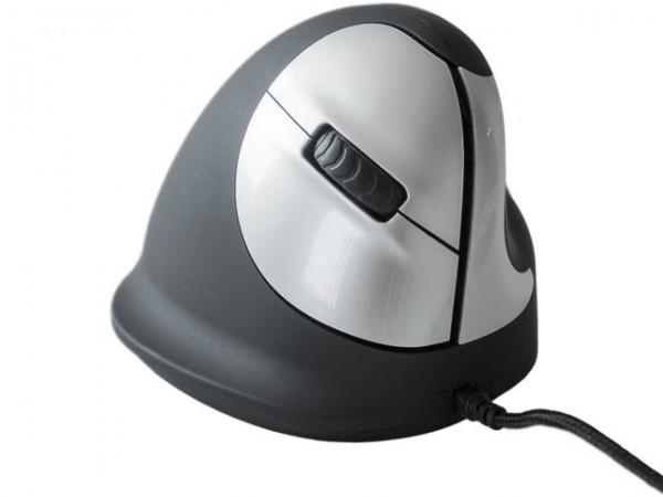 R-Go HE Mouse Vertikale Maus Large Rechts - Vertikale Maus vermeidet RSI
