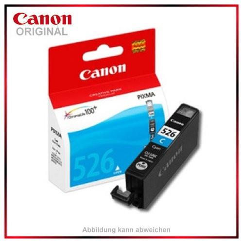 CLI526C - 4540B001 - Cyan - original Tintenpatrone f. Canon PIXMA iP4850 - MG5150 - MG5250 - MG6150