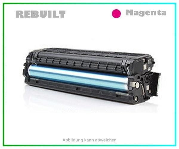 CLP415M - Magenta Toner f. Samsung CLP415 - CLX4195 - Inhalt f. ca. 1.800 Seiten - CLT-M504S/ELS